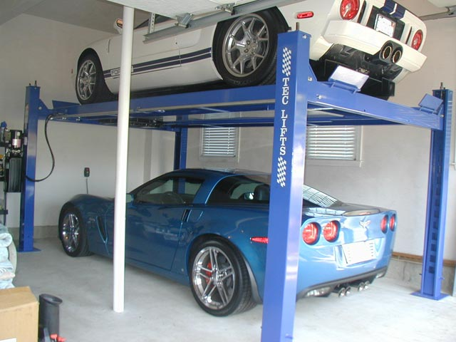 garage lift for home