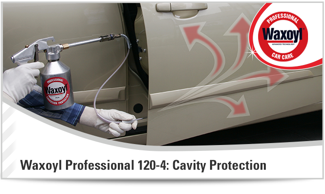 TEC 120-4 for Cavity Protection